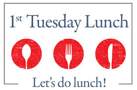 First Tuesday Lunch
